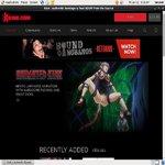 Animated Kink Password Site