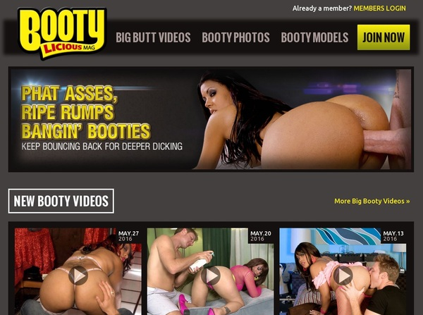 Bootylicious Mag Porn Pass