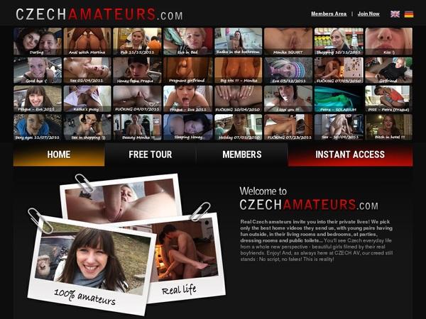 Czech Amateurs Hack Account