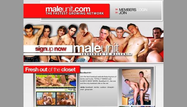 Download Maleunit