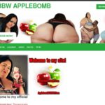Free SSBBW Applebomb Accounts