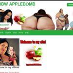 Free SSBBW Applebomb Accounts