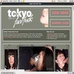 Free Tokyo Face Fuck Accounts