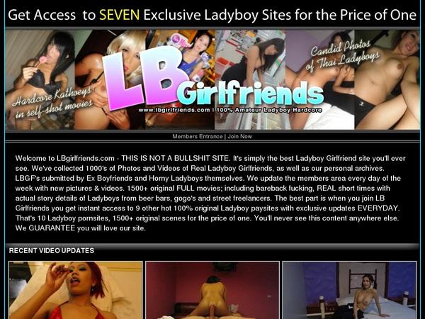 Freies Ladyboy Girlfriends