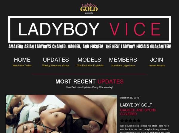 Freies Ladyboyvice.com