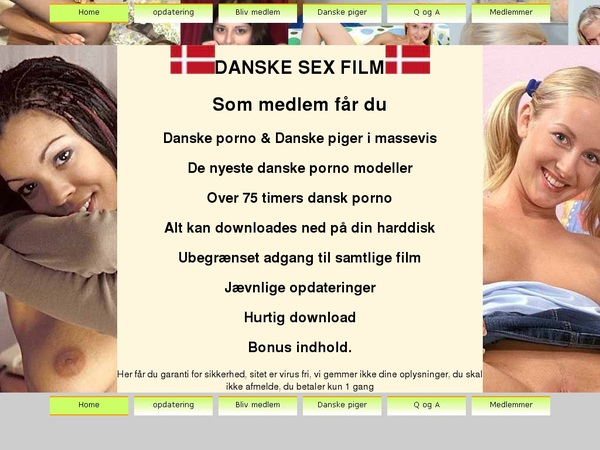 How To Get Into Danske Sex Film Free