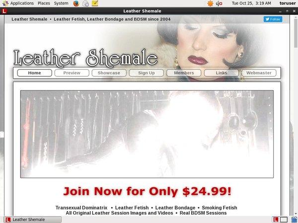 Leathershemale.com Fxbilling