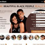 Mr And Miss Black Free Pics