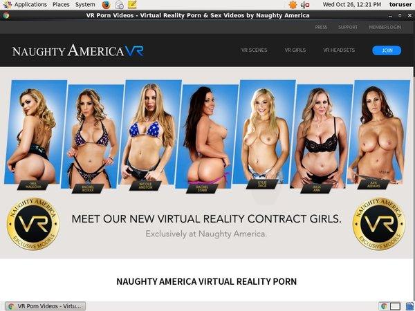 Naughty America VR Mit IBAN / SEPA