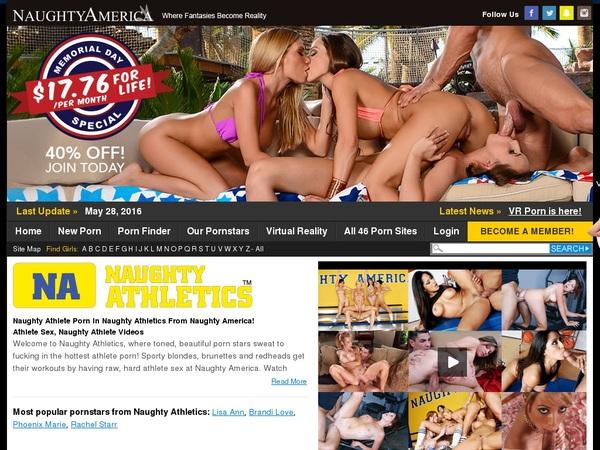 Premium Naughty Athletics Accounts