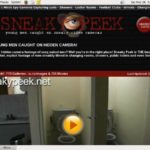 Sneaky Peek Free Download