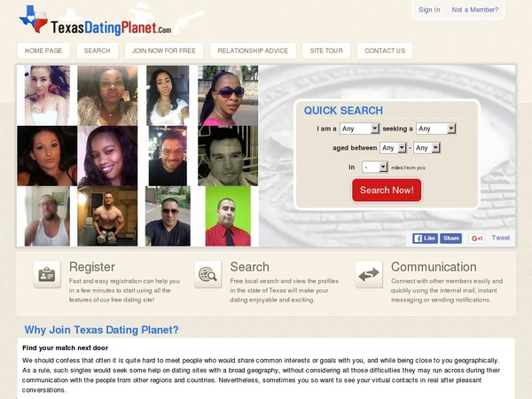 Texas Dating Planet With Bank Account