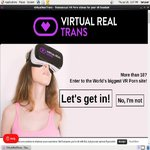Virtual Real Trans Valid Password