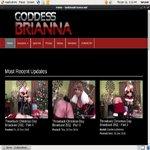 Goddessbrianna.net Accont