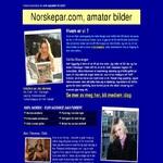 Norske Par With Gift Card