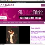 Ruby And MaXXX Site Discount