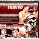 Shaved Moms Clips For Sale