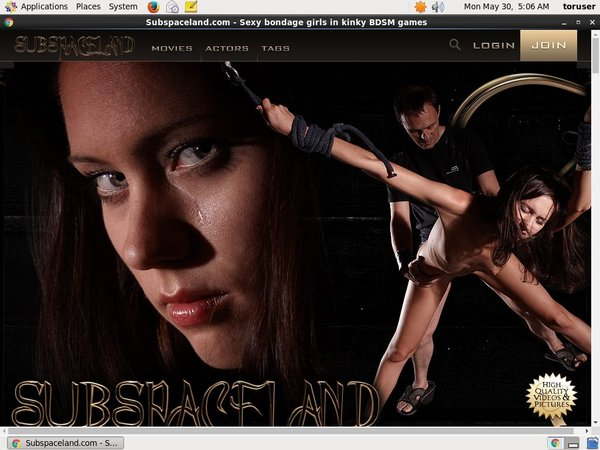 Subspace Land Xxx Video