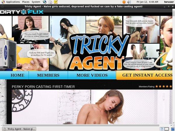 Trickyagent Free Pics