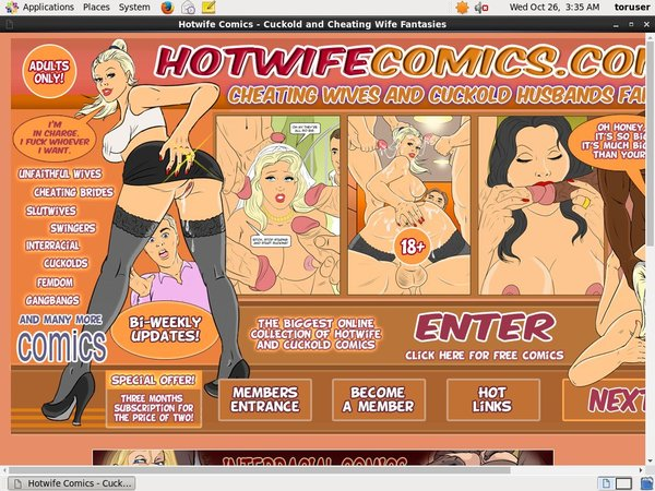 Hotwife Comics Premium Logins