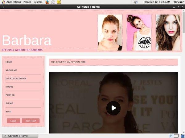 Passwords Barbara Adinutza Free