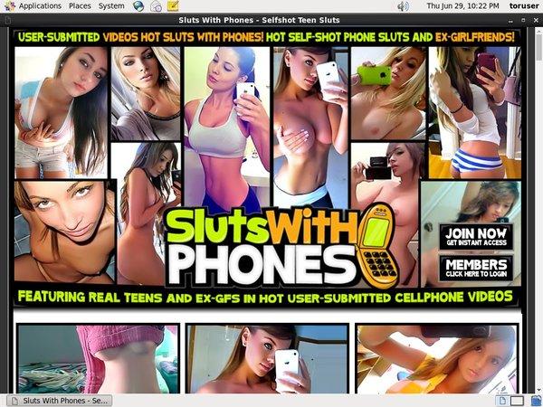Slutswithphones.com Gratuito