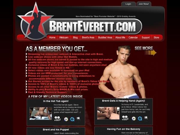 Premium Brent Everett Releasing Pass