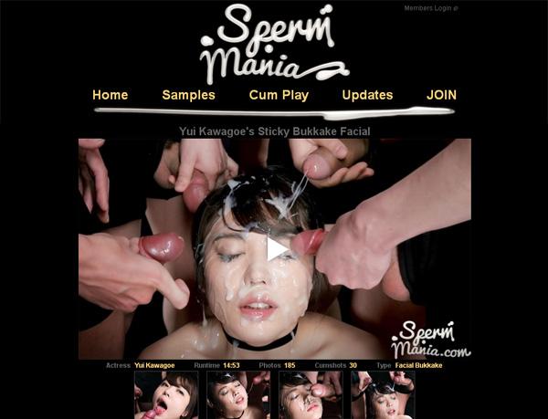 Spermmania.com Register