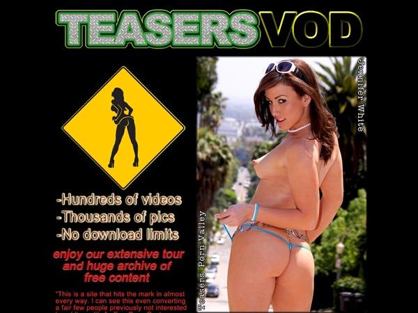 Teasersvod.com Porn Starlets