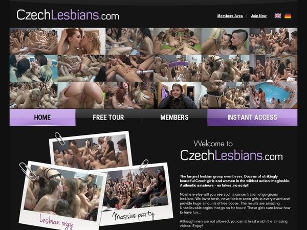 Porn Pass Czech Lesbians