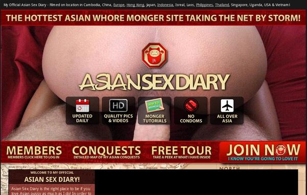 Asiansexdiary Premium Login