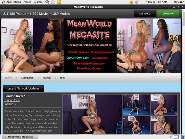 Mean World Pay
